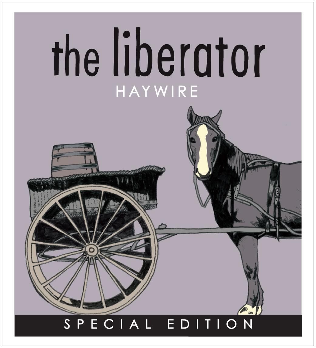 LIB-Haywire-label